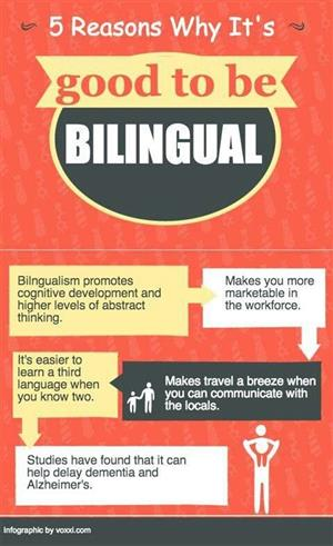 Why bilingual?