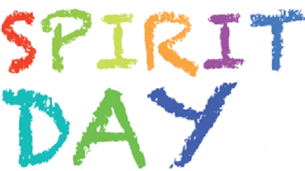 Brookside Spirit Day Feb. 28th & March 1st 2019